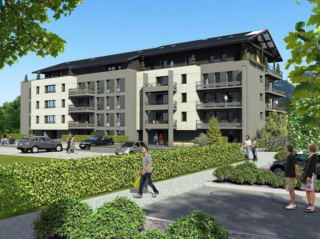 Projet Immobilier Villas Saint Pierre En Faucigny